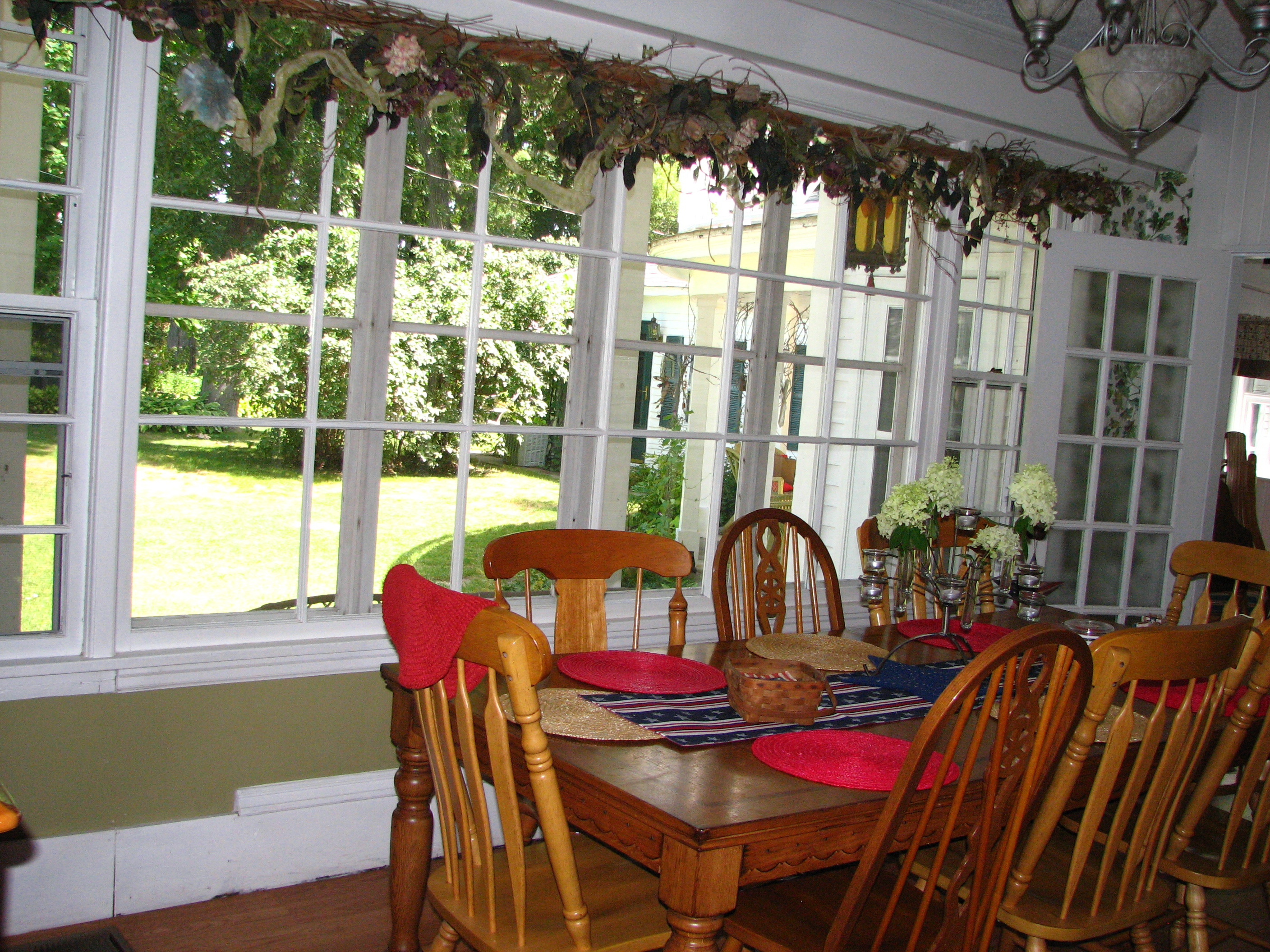 pm breakfast room